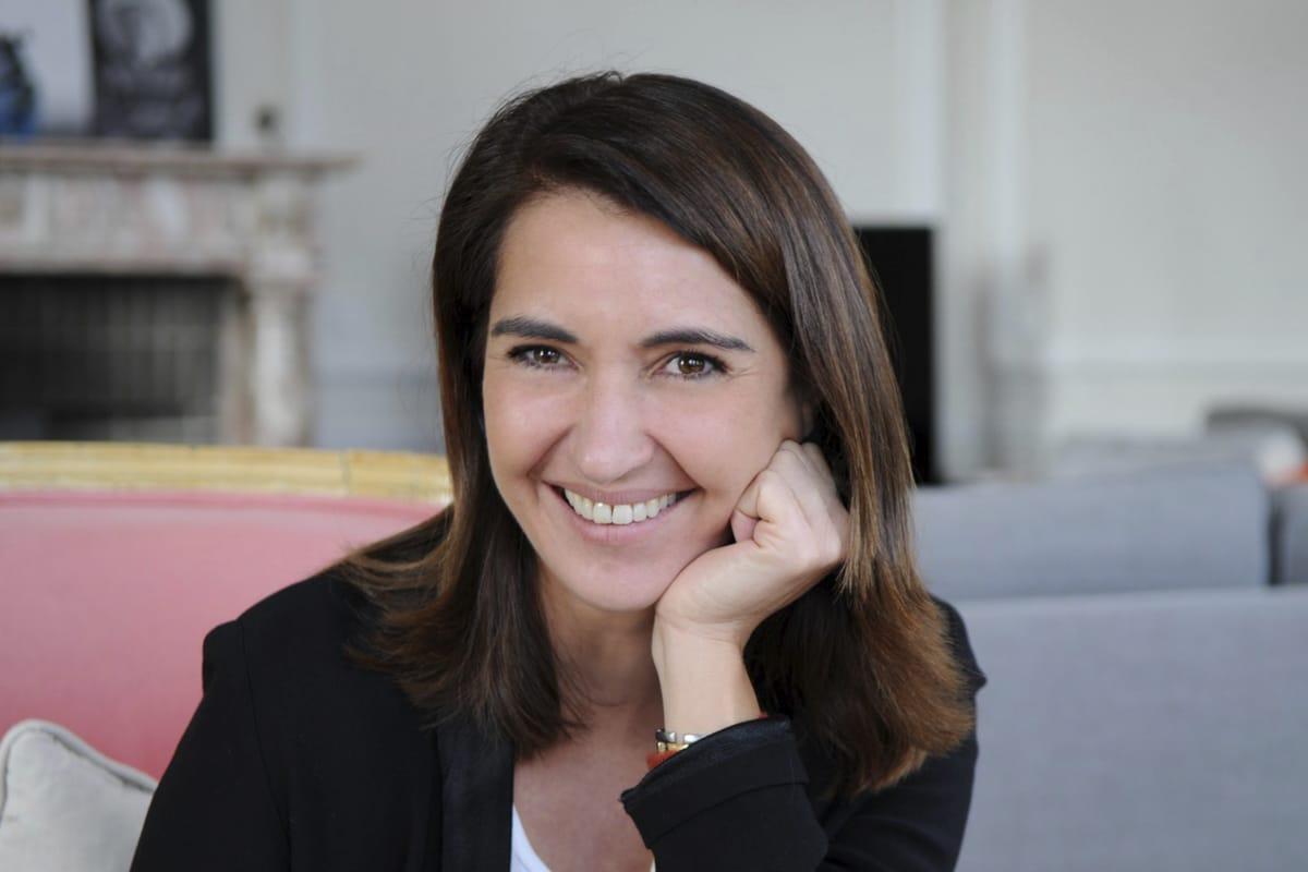 Frédérique Hayaux du Tilly créatrice de c com'créa, freelance communication digitale et graphiste web designer