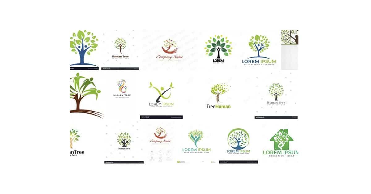 un bon logo ne doit pas être cliché, création de logo par c com'créa