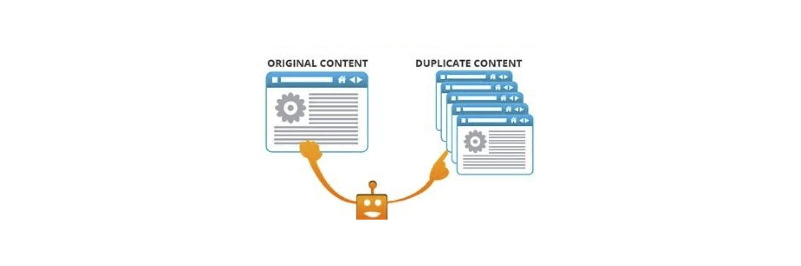 ne pas avoir de contenu dupliqué pour un bon référencement SEO de son site par c com'créa
