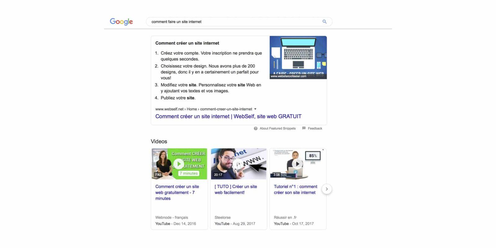 """vidéo Youtube """"comment faire"""" pour optimiser le SEO référencement de son site par c com'créa"""