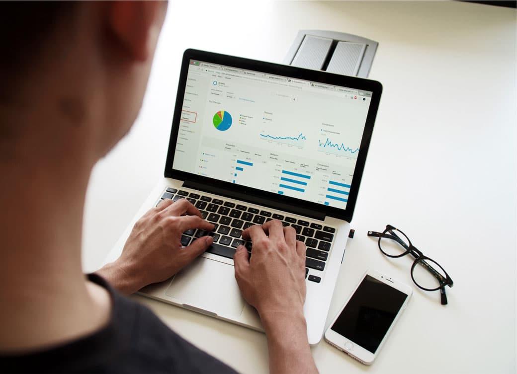 Utilisez Google Analytics et suivez les performances de votre site internet