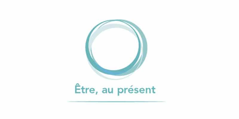 logo de Être, au présent, client de C Com'Créa