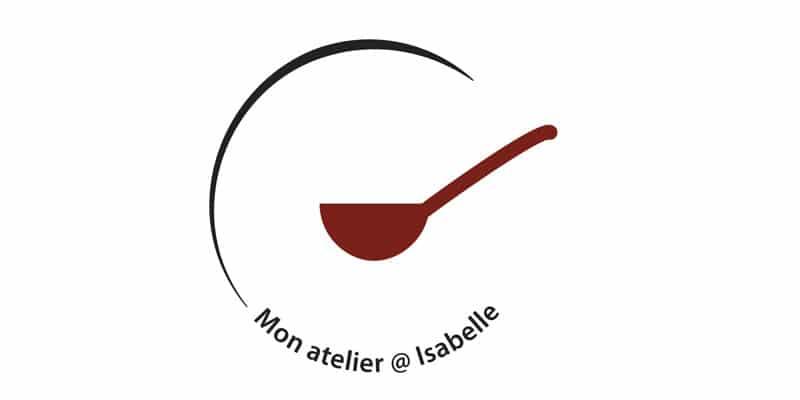 logo de Mon atelier @ Isabelle, client de C Com'Créa