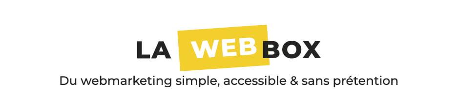La Web Box de C Com'Créa, le webmarketing simple et sans prétention pour les entrepreneurs