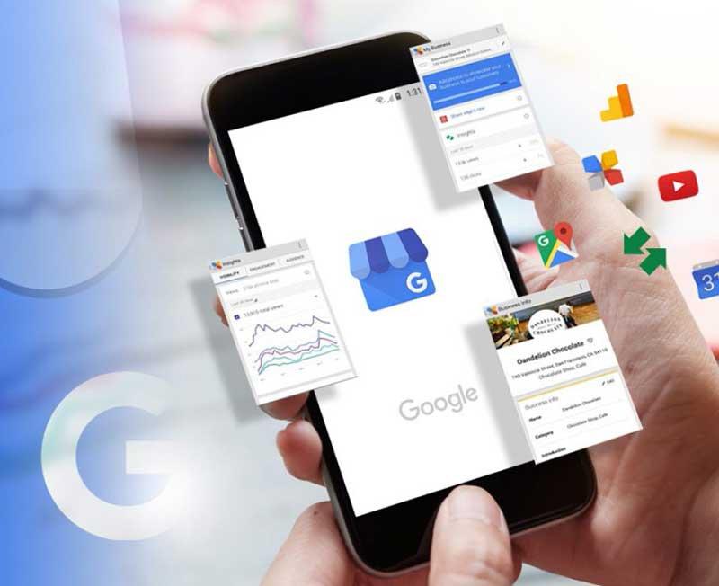 Télécharger l'appli Google My Business sur son smartphone