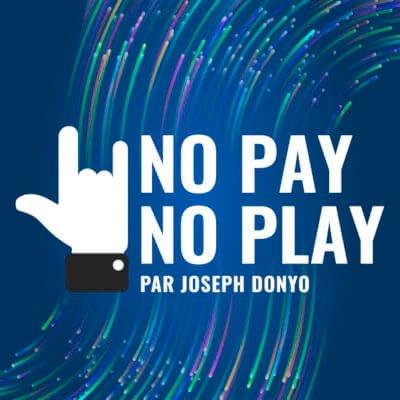 No Pay, No Play, dans le Top 10 des meilleurs podcasts de la Web Box