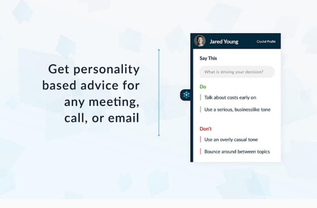 Connaître la personnalité de son prospect avant un rendez-vous ou d'envoyer un email
