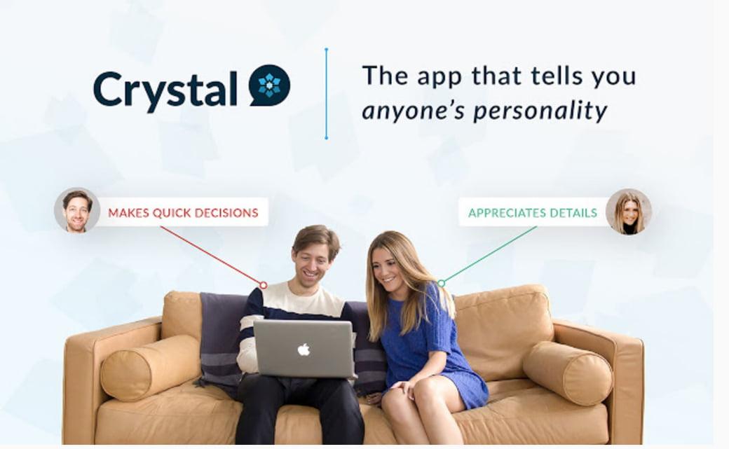 L'application Crystal qui vous dit tout sur la personnalité de vos prospects