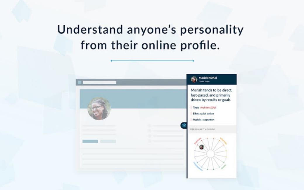 Comprendre la personnalité d'un prospect à partir de son profil LinkedIn